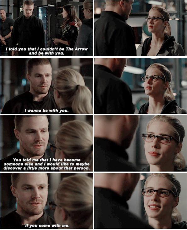 Team Felicity Smoak on   Arrow ♡   Arrow tv, Arrow oliver, Flash arrow