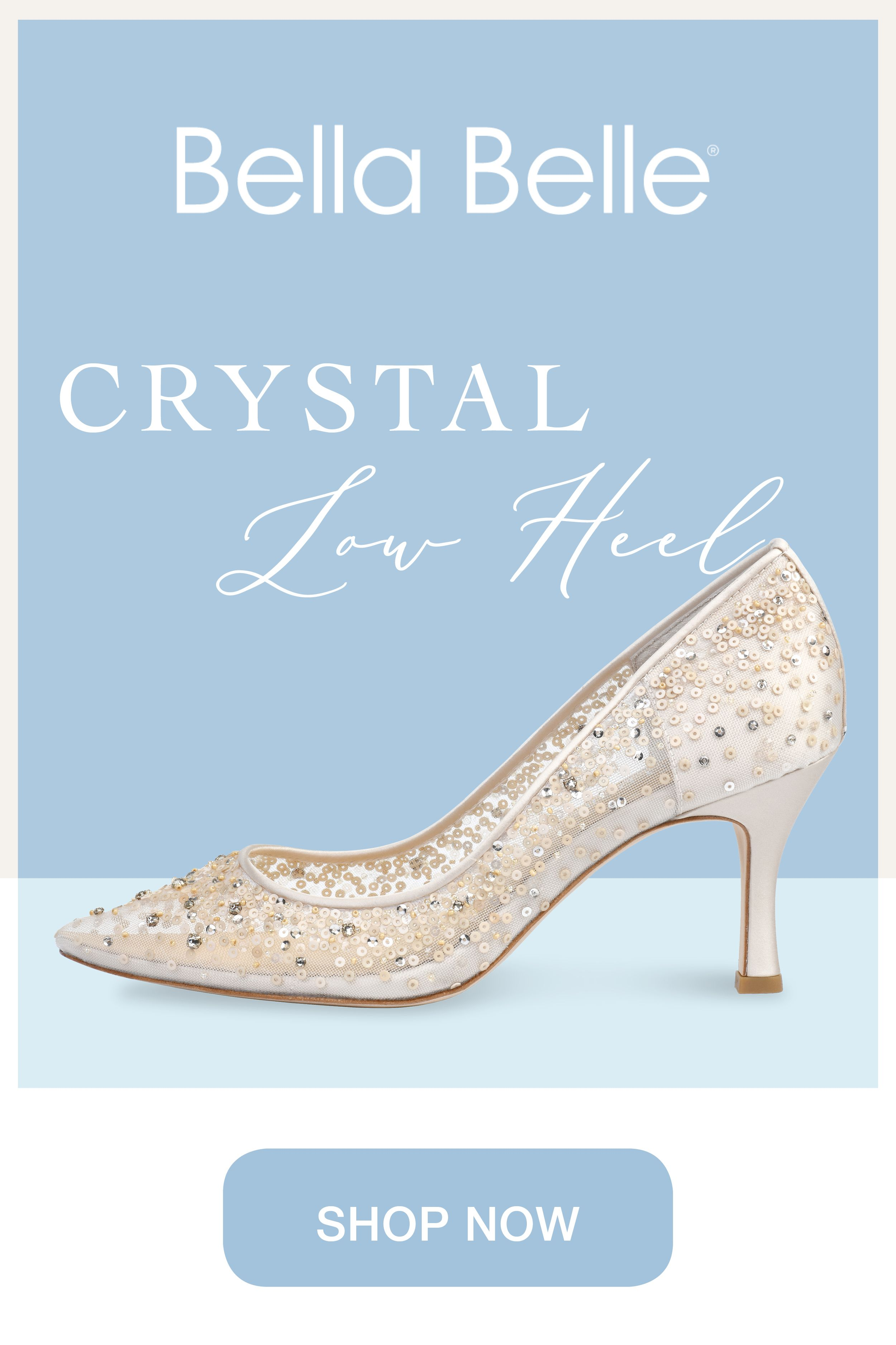 Pin On Low Heel Wedding Shoes