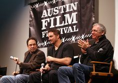 The 2015 Austin Film Festival is Oct 29th - Nov 5th featuring screenings, parties, panels, and contests. Passes and badges are available at https://austinfilmfestival.com/