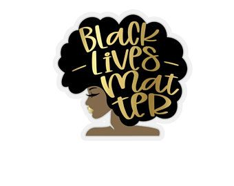 iNspire: Black Lives Matter Journal - Black Art, Queen, Black Girl Magic, Creative Journal for Women, Bullet Journal