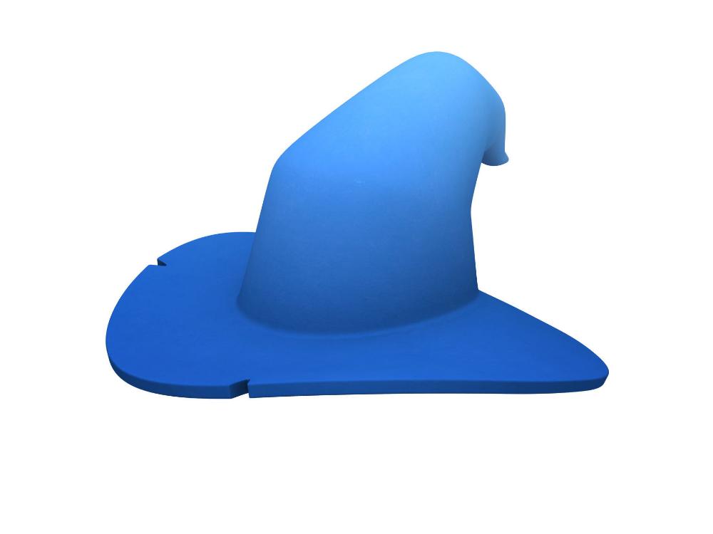 Wizard Hat 3d Model 3d Model Character 3d Model Dnd Elves