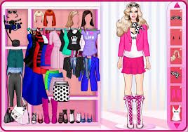 doll dress up games online free