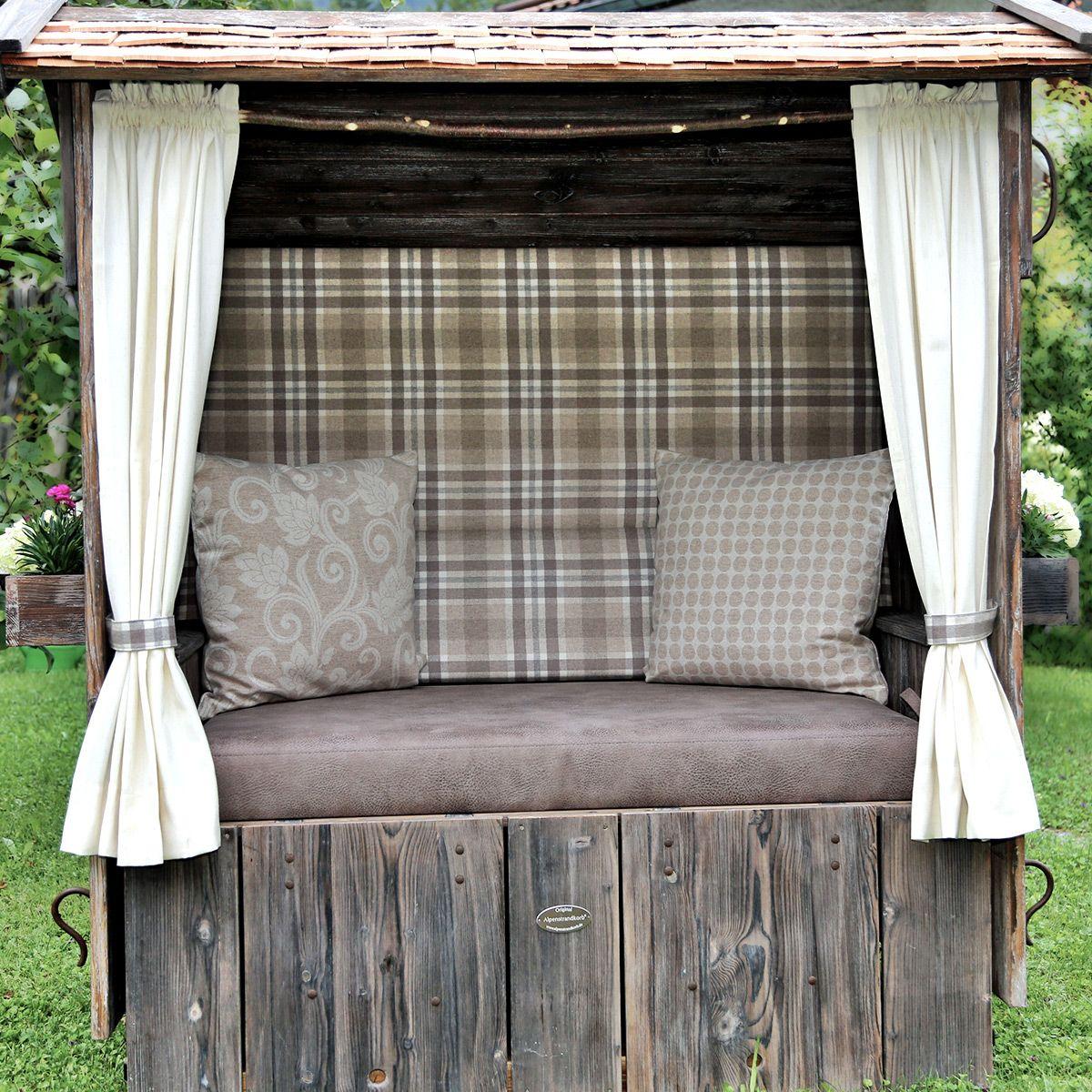 alpenstrandkorb der bayerische strandkorb strandkorb galerie a a dekor pinterest. Black Bedroom Furniture Sets. Home Design Ideas