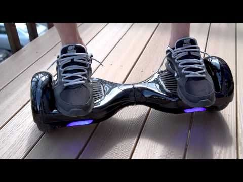 When Segway Meets Hoverboard, You Get the Self-Balancing MonoRover R2 |  HIGH T3CH
