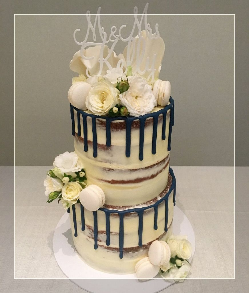 Wedding cakesucculent centerpieces with candles succulent table