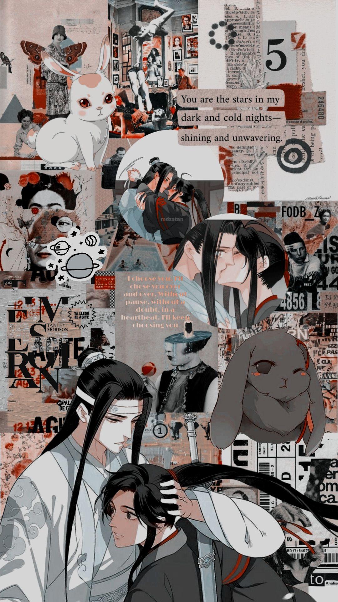 Mxtx Stuffs Cute Anime Wallpaper Anime Wallpaper Aesthetic Anime