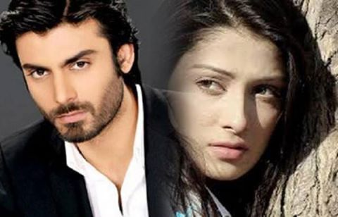 #Fawad khan & Aiza khan