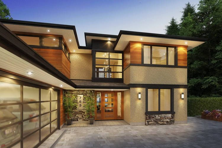 West coast contemporary house plans 28 images west for West coast home design