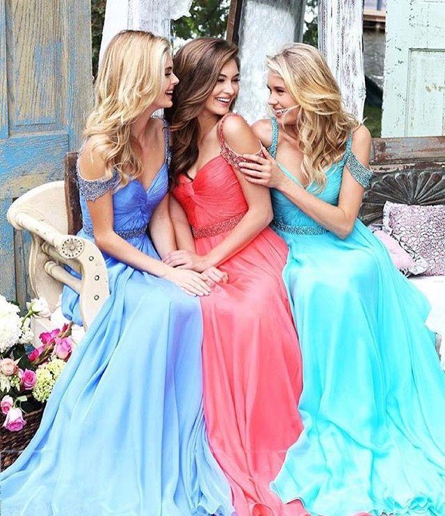 Pin de gina beachy en Weddings - Bridesmaid dresses | Pinterest
