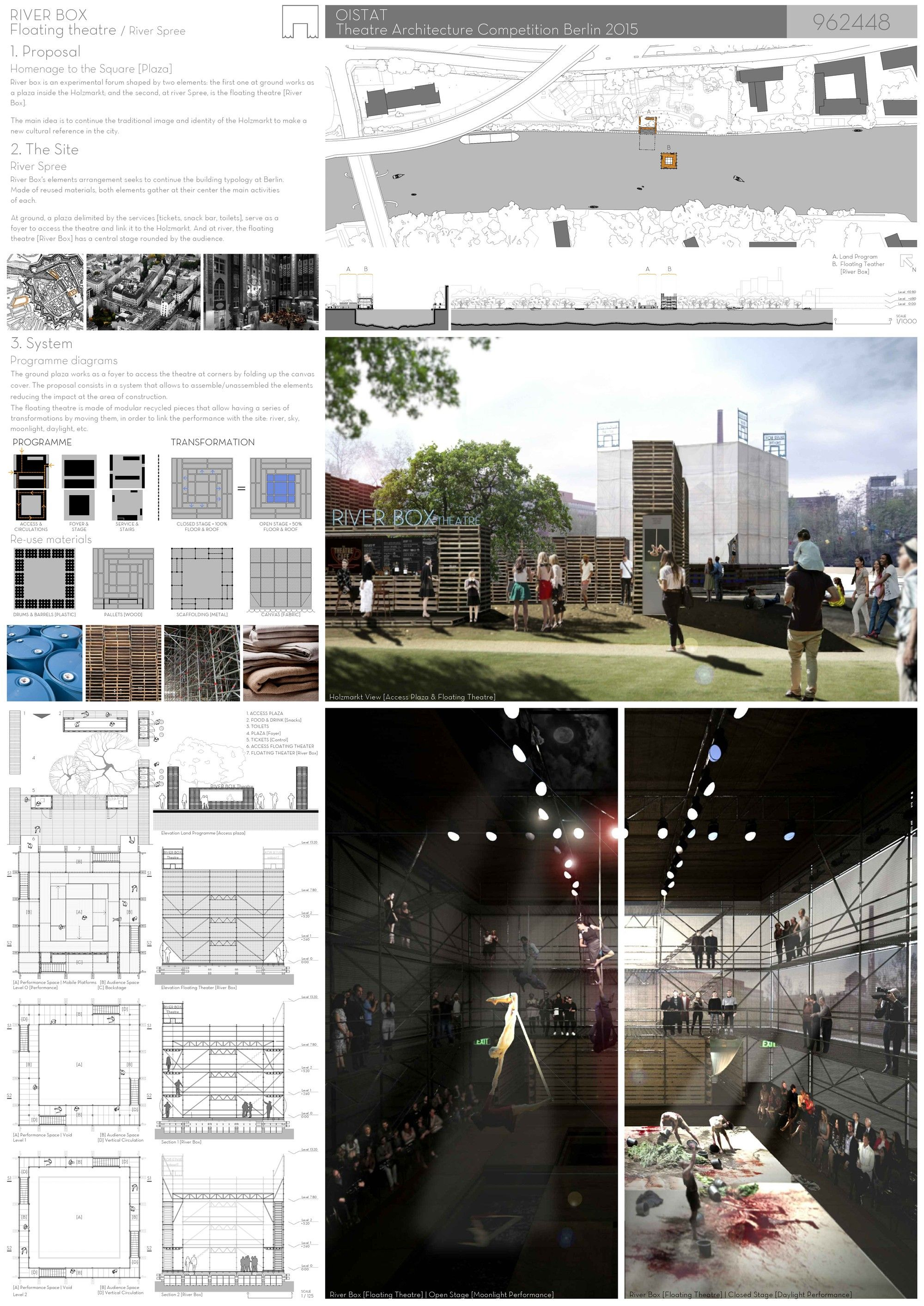Gallery Of 6 Winners Selected For OISTAT Competition To Design A