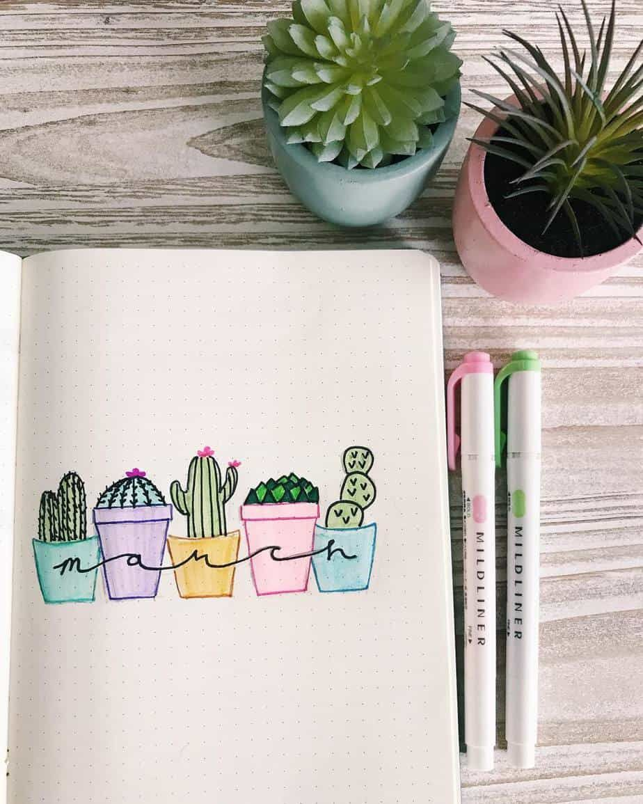 Photo of The Ultimate List of Bullet Journal Theme Ideas