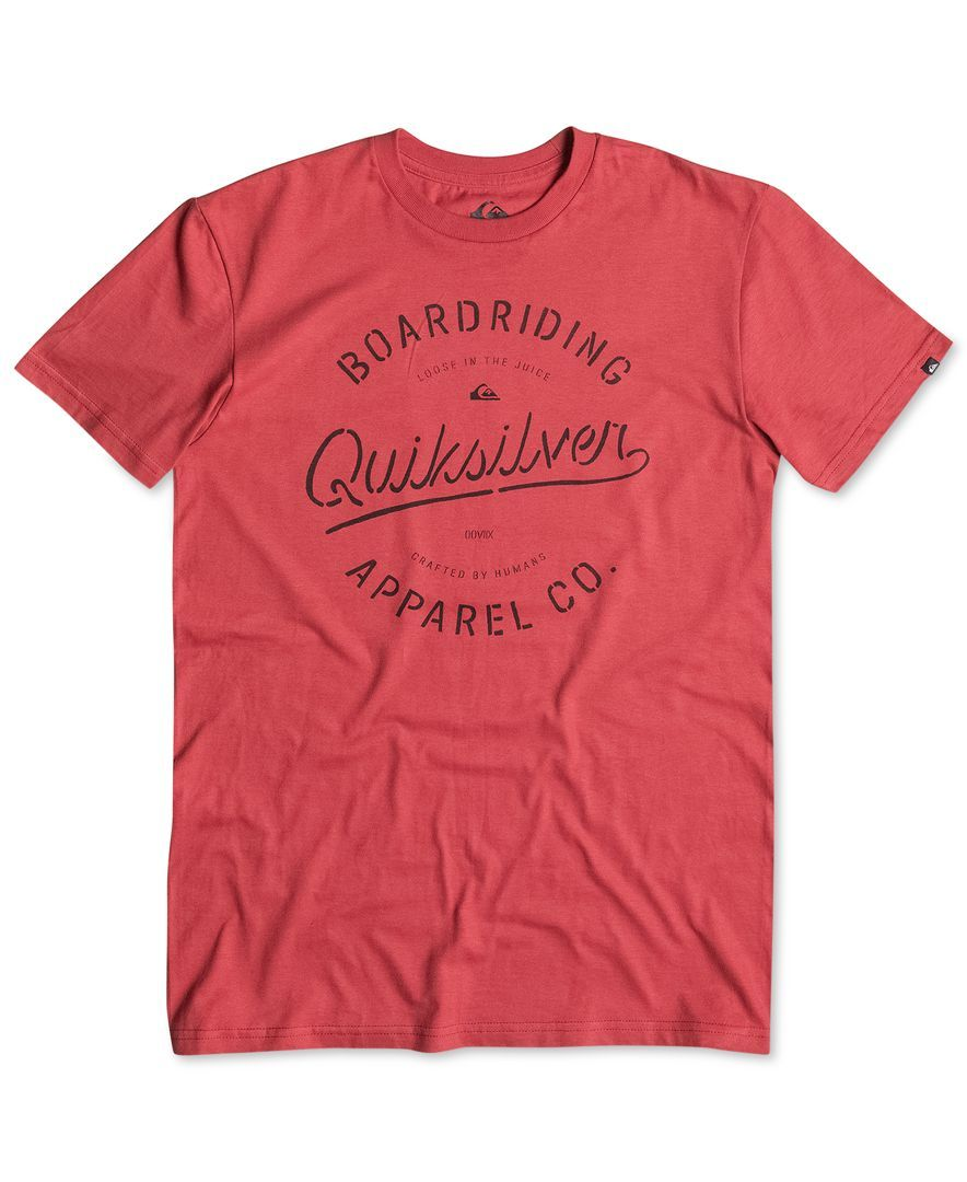 Quicksilver Rhino Chaser Graphic-Print T-Shirt Camisas, Camisa De Hombres,  Camisetas cff819c8b4