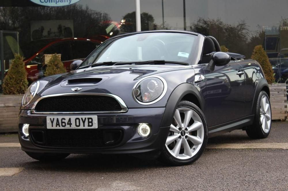 Ebay 2014 Mini Roadster 16 Cooper S 2dr European Cars