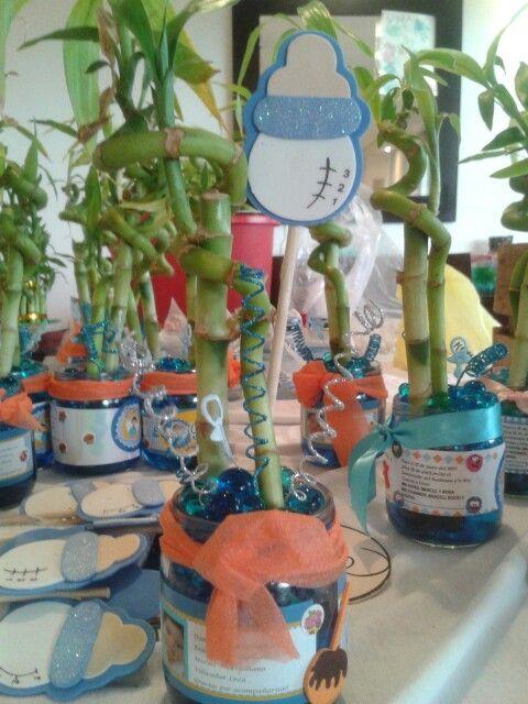 Asi reciclo frascos de gerber jr para evento ideas