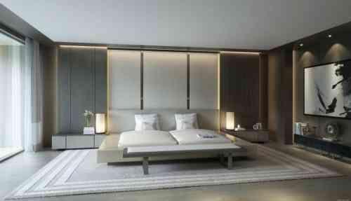 21 chambres à coucher adultes de décoration élégante | Master ...
