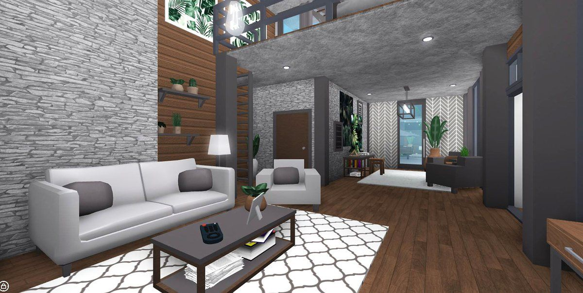 Watch modern living rooms from hgtv contemporary purple living room makeover 03:55 contemporary purple living room makeover 03:55 meg caswell helps a young couple remodel their living room into a contemporary space that includes a game area. Everything Bloxburg (@BloxburgNews) | Twitter (With images ...