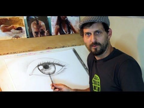 Learning How To See As An Artist by Matt Abraxas - YouTube