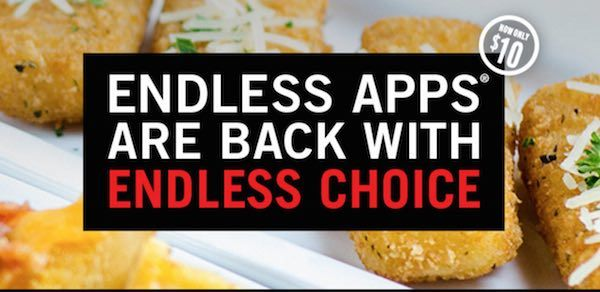 They're BACK! Get Endless Apps For Only 10! Crispy