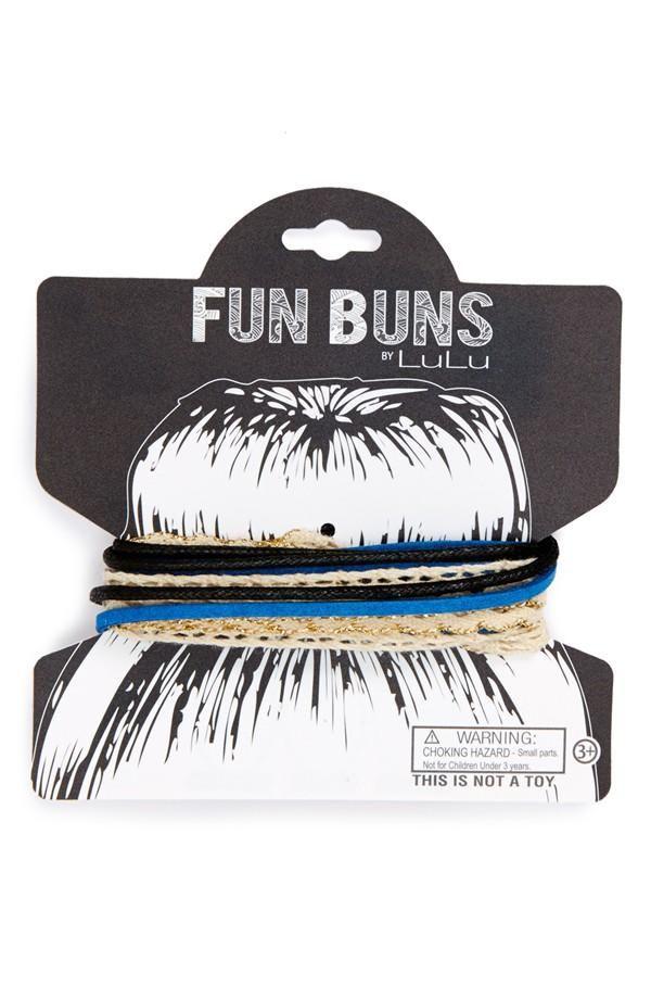 Lulu 'Fun Buns' Bun Wrap (Juniors)   Nordstrom