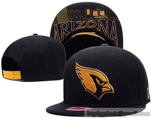Arizona Cardinals Snapback Hats Black Metallic Gold 8 90usd Snapback Hats Hats Cardinals Hat