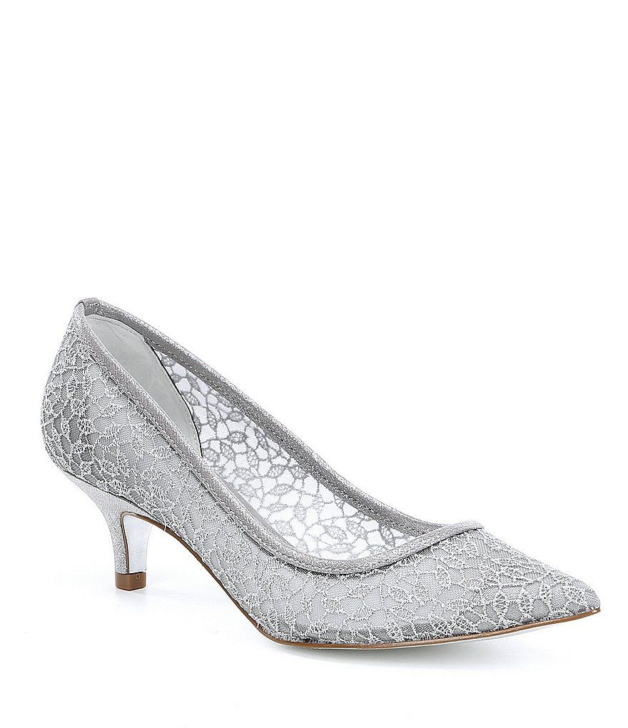 d44c60c95d2 Adrianna Papell Lois Lace Dress Pumps | My Daughters Wedding in 2019 ...