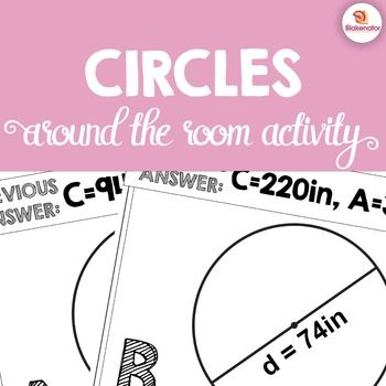 Area and circumference – calculation problems
