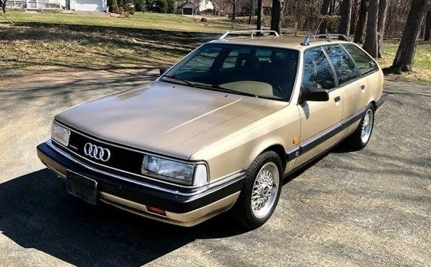 1 of 150: 1991 Audi 200 Quattro Turbo Avant | Audi 200, Audi, Turbo