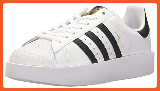 adidas Originals Women's Shoes | Superstar Bold, WhiteBlack