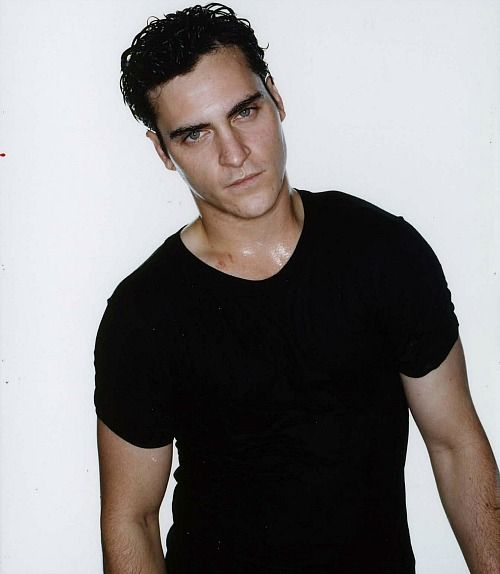 Joaquin Phoenix ...yes I know a little,,, but there is something about him
