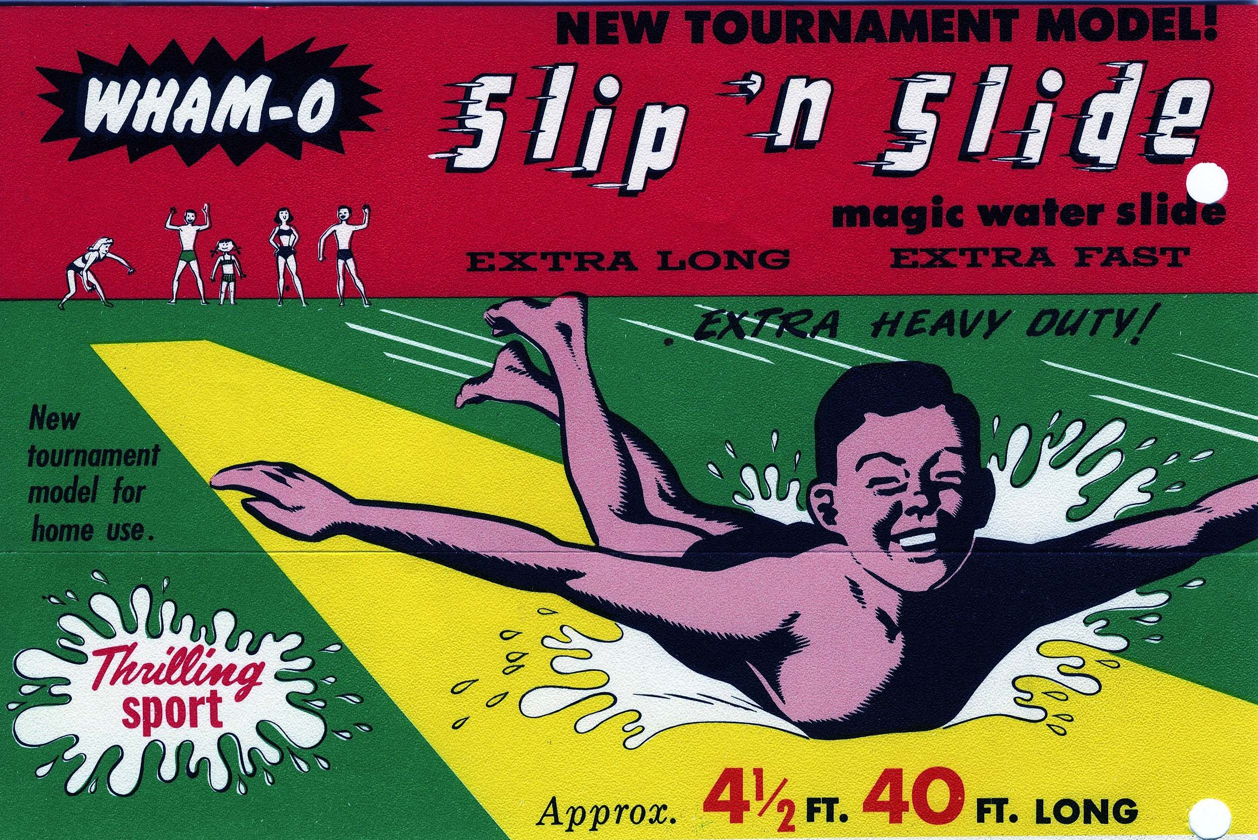 Image result for slip n slide nostalgia