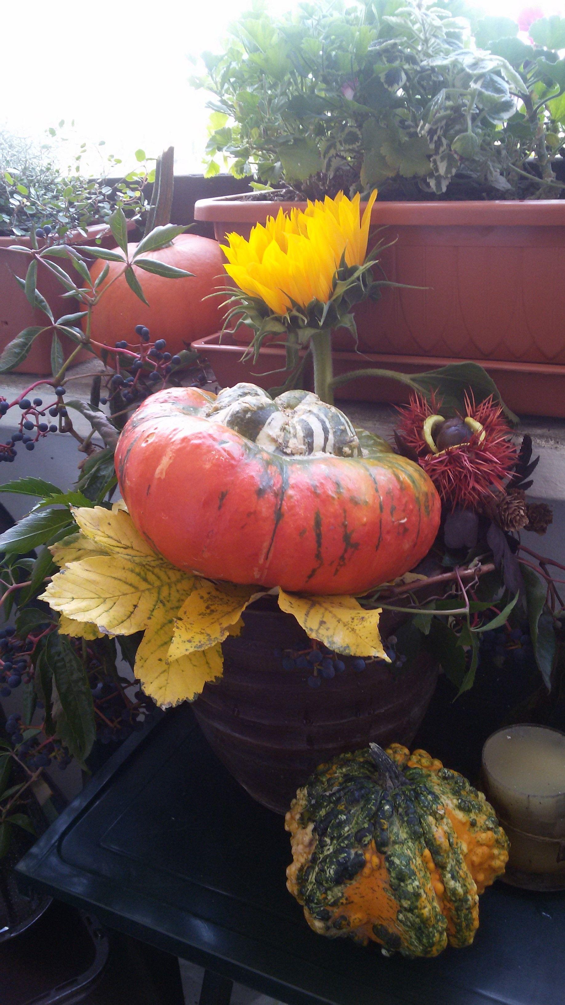 Jesenná dekorácia 2