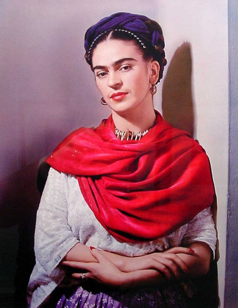 Ŧhe ₵oincidental Ðandy: Frida Kahlo: The Life of A Mexican ...