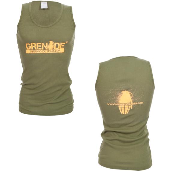 Grenade Logo Vest Clothing The UK's Number 1 Sports