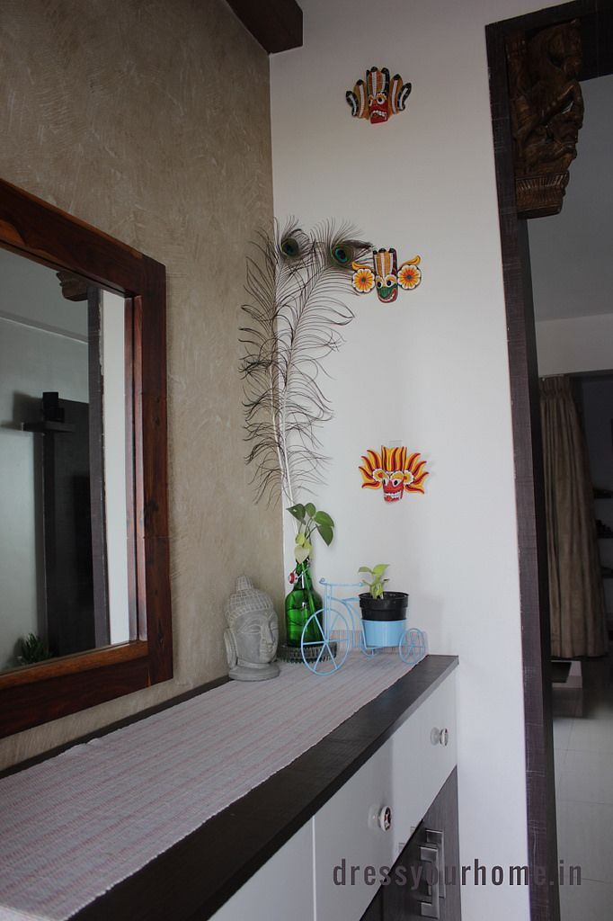corners of my home foyers decorating and corner