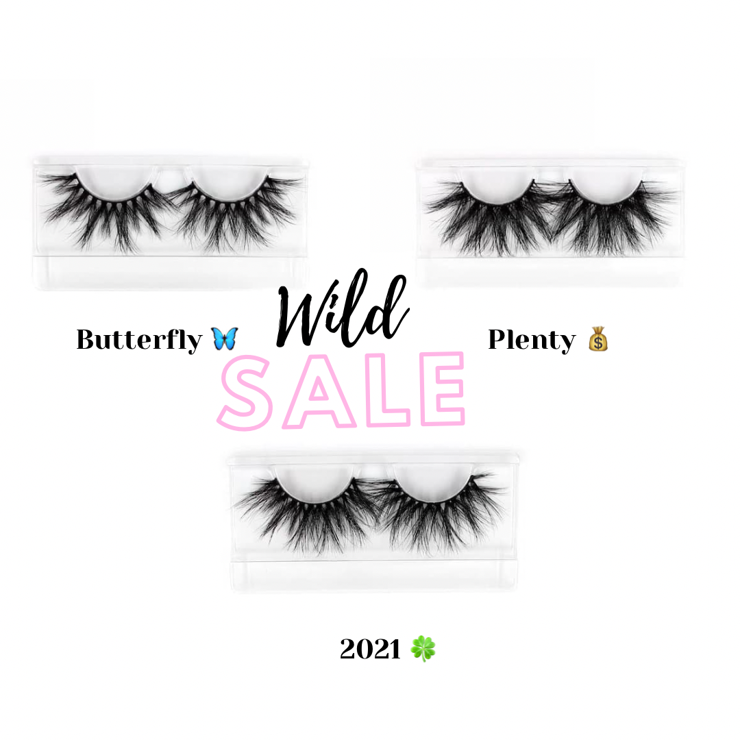 Lashes on sale ✨