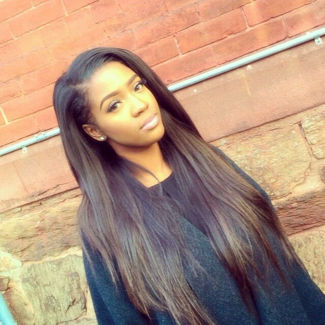 Human Hair Lace Front Wig Straight 130 Density 100 Hand Tied