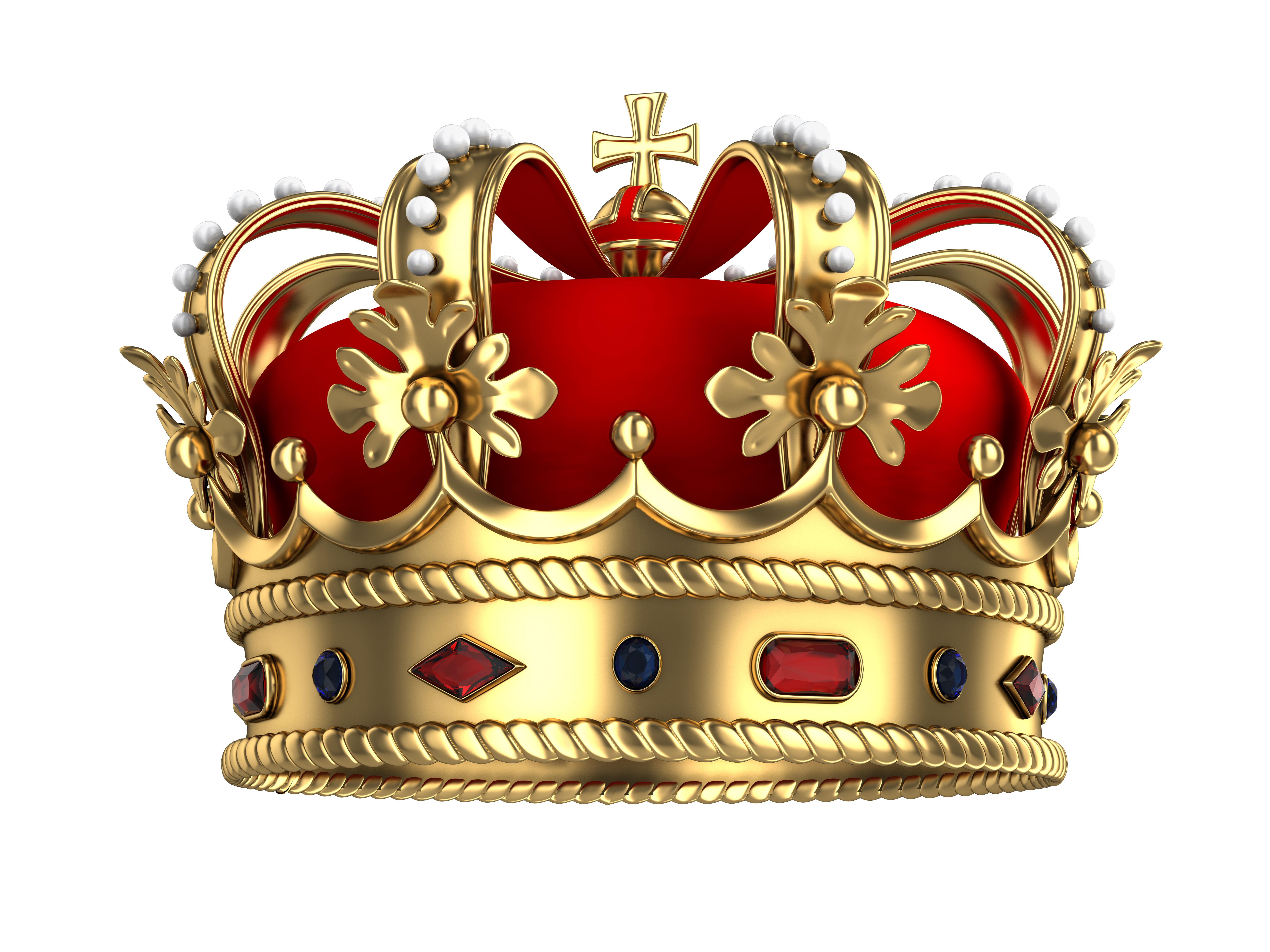 Real Gold King Crown gold crown related keywords ...