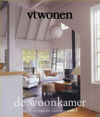 Beschrijving van De woonkamer : ideeën en inspiratie voor mooi wonen - Bonnie Schwartz, Alan Williams, Clay Ide - Ovinob - Oost Vlaamse Netwerk Openbare bibliotheken