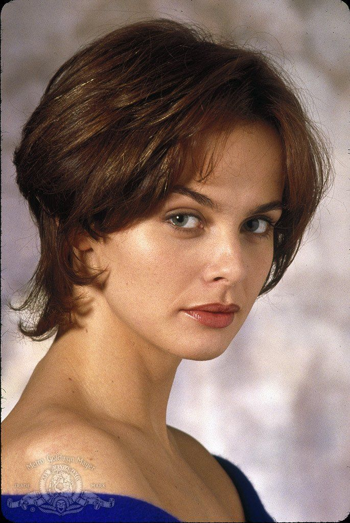Loved Her Haircut In This Movie Izabella Scorupco In