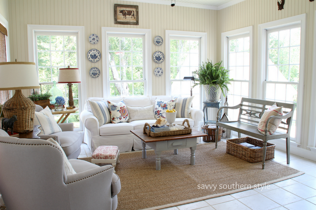Savvy Southern Style: My Home Tour