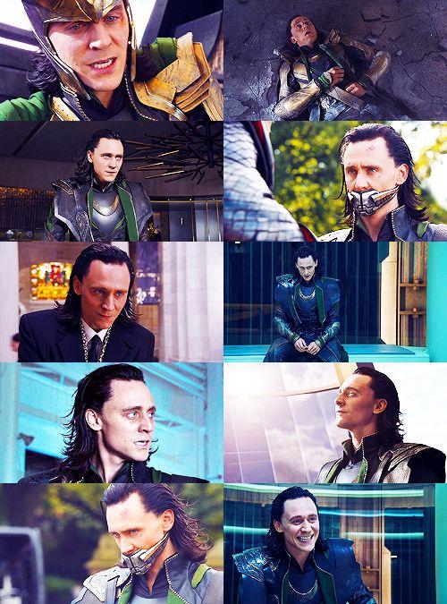 "Tom Hiddleston ""Loki"" Nice stills From http://dailyloki.tumblr.com/post/103061615264"