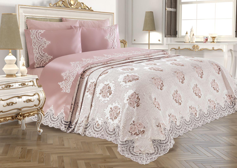 Dantel-yatak-örtüsü-pikesi-modeli