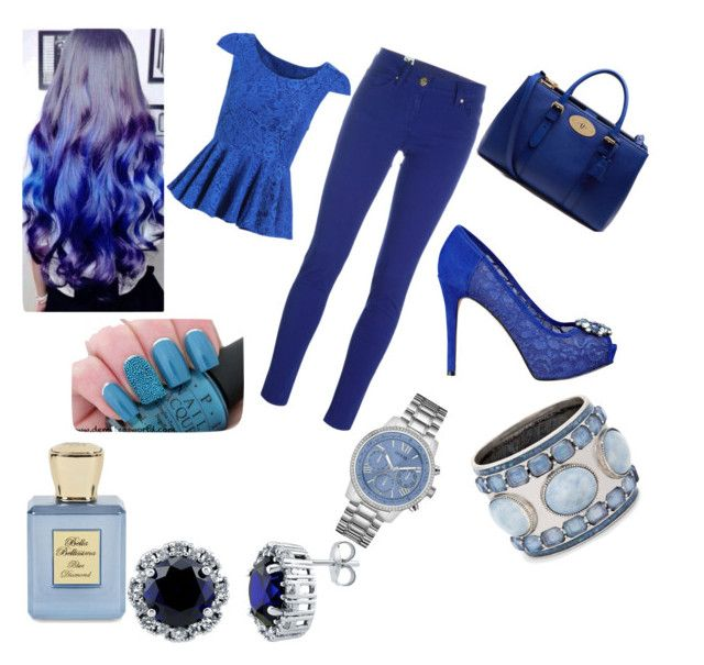 """blue world"" by gabija1010 ❤ liked on Polyvore featuring M Missoni, Mulberry, GUESS, Chico's, Bella Bellissima, BERRICLE, women's clothing, women, female and woman"
