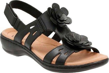 a0cc0b2a489 Clarks Women s Leisa Claytin Strappy Sandal
