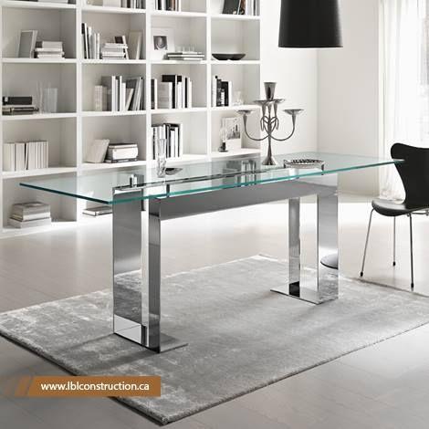 Elegant Stainless Steel Dining Table Designs Stainless Steel