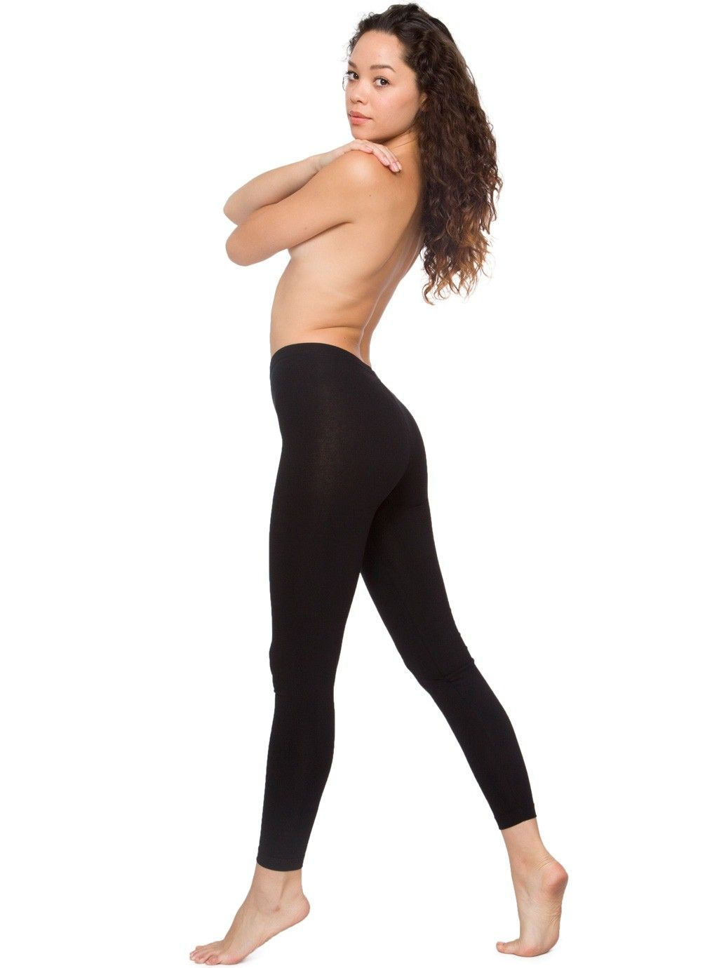 783954d98bfed american apparel cotton spandex jersey leggings! $28 | Products I ...