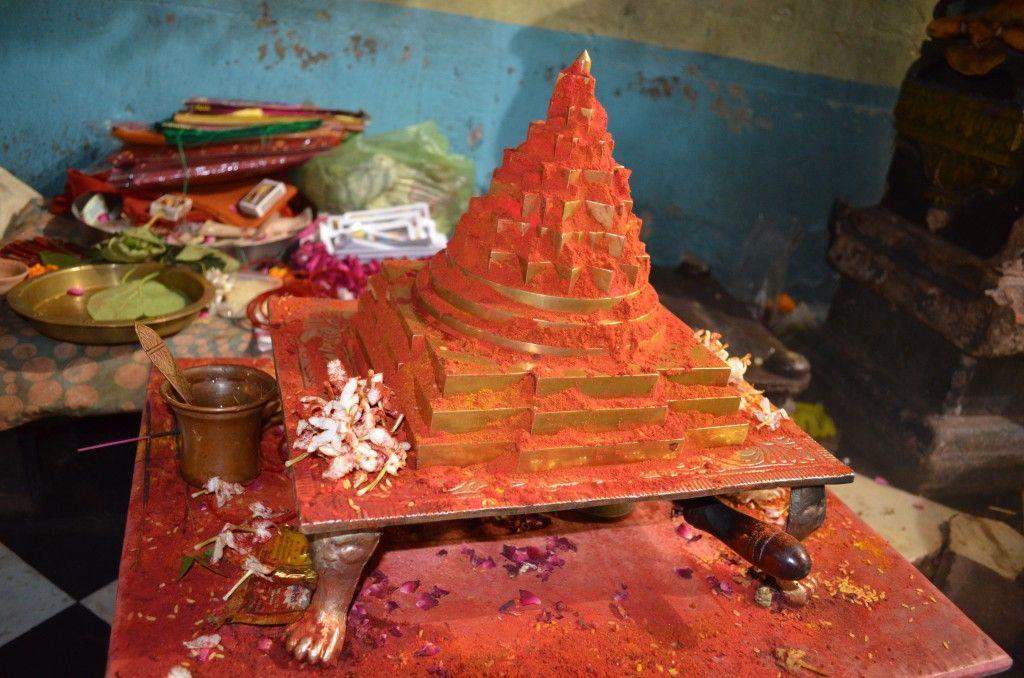 Vishalakshi Mandir Shri Yantra | Meru Sri yantra in 2019