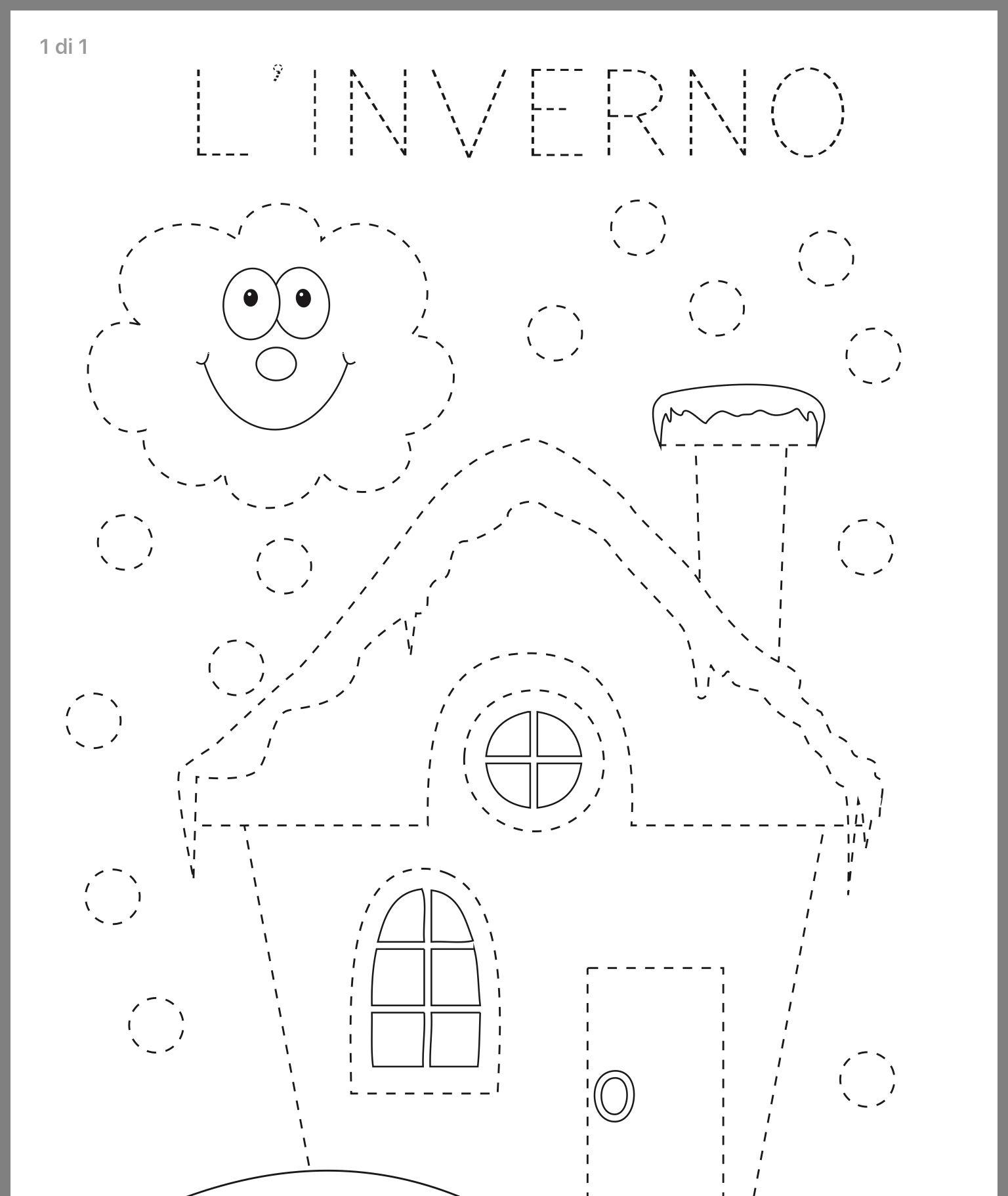 Pin Di Giuseppe Di Bernardo Su Inverno