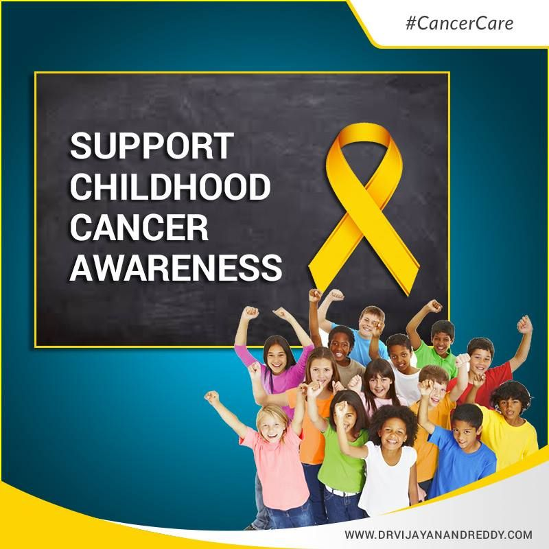 Cancer In Children Is Different From Cancer In Adults Learn More About Its Symptoms And Cure From Top Childhood Cancer Awareness Childhood Cancer Cancer Care