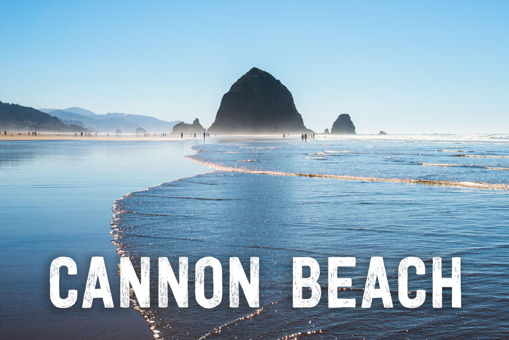 Road trip to Cannon Beach to see